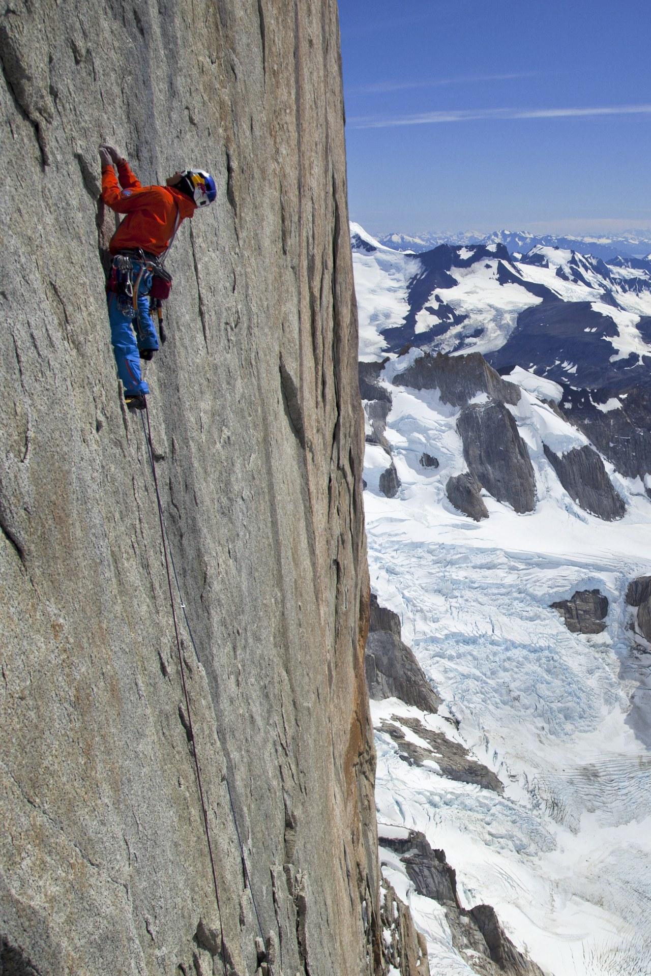 Cerro Torre - Nicht den Hauch einer Chance - Bild 11