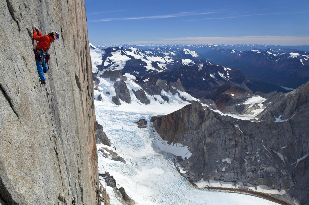 Cerro Torre - Nicht den Hauch einer Chance - Bild 12