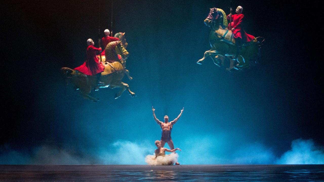 Cirque du Soleil: Traumwelten - Bild 2