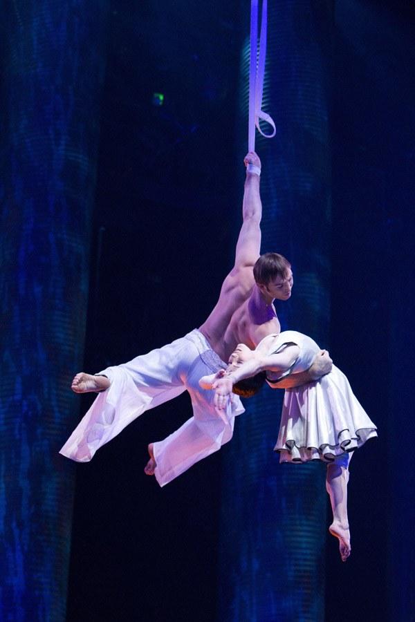 Cirque du Soleil: Traumwelten - Bild 6