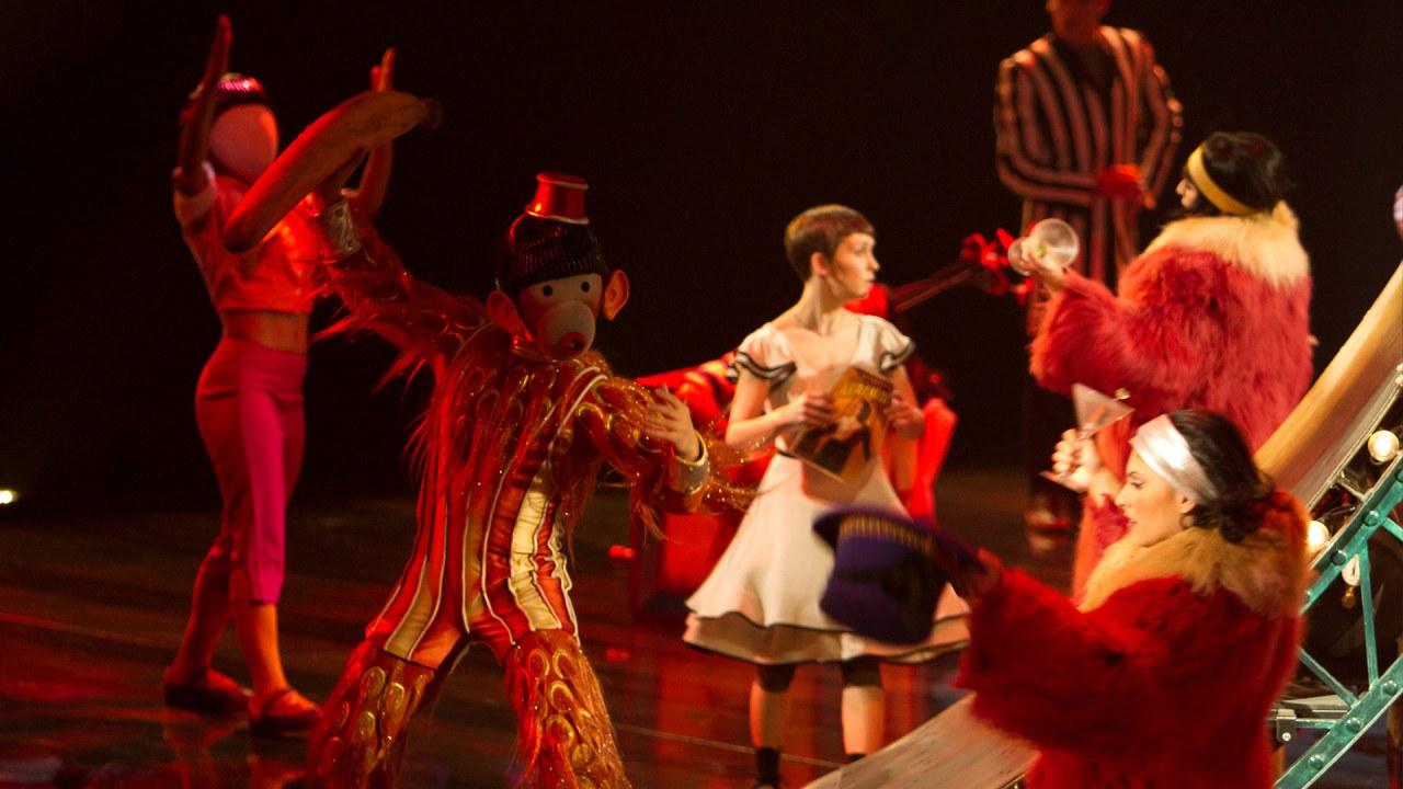 Cirque du Soleil: Traumwelten - Bild 10
