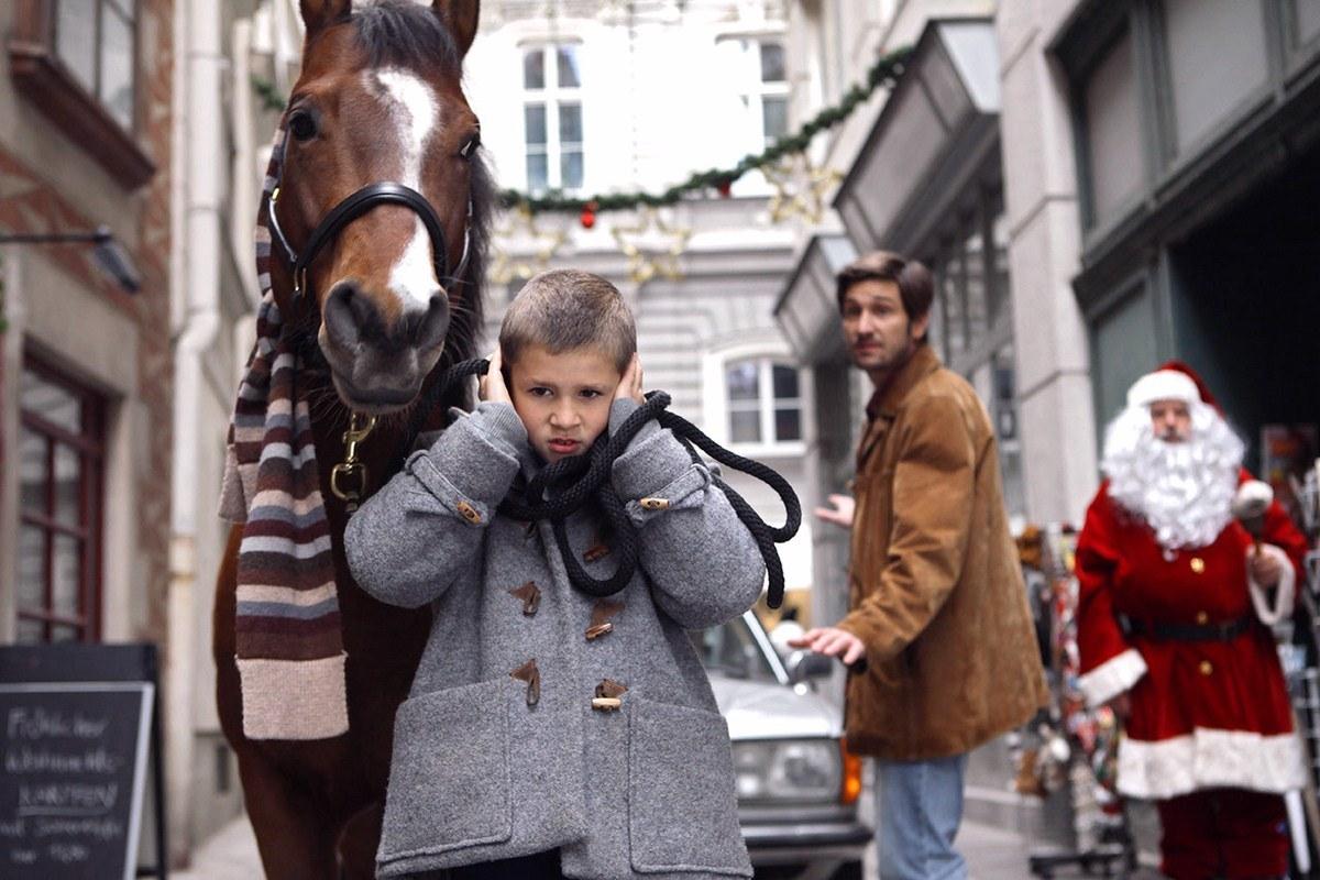 Das Pferd auf dem Balkon - Bild 5