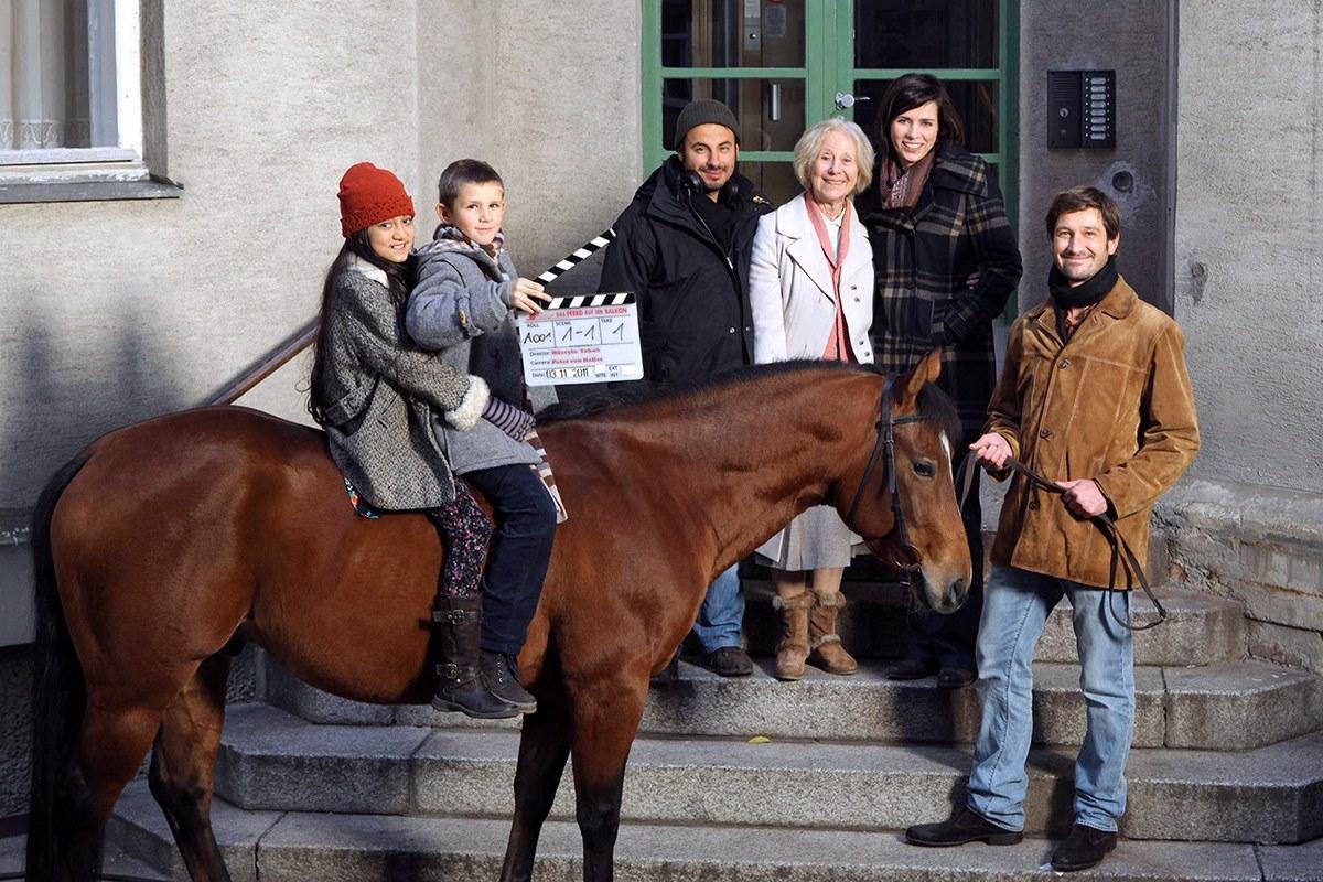 Das Pferd auf dem Balkon - Bild 14