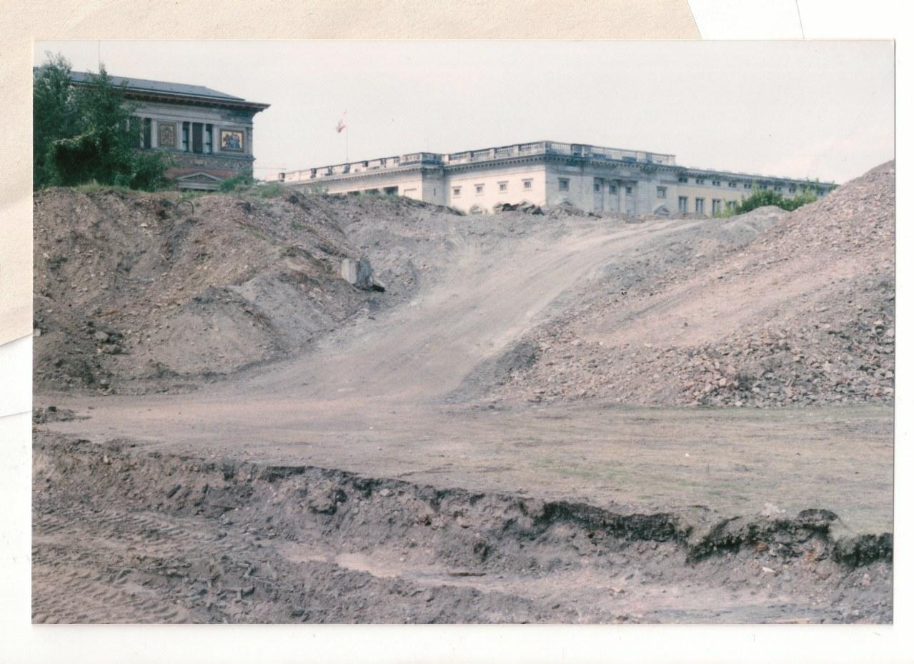 Das Gelände - Bild 1
