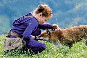 Der Fuchs und das Mädchen - Bild 1