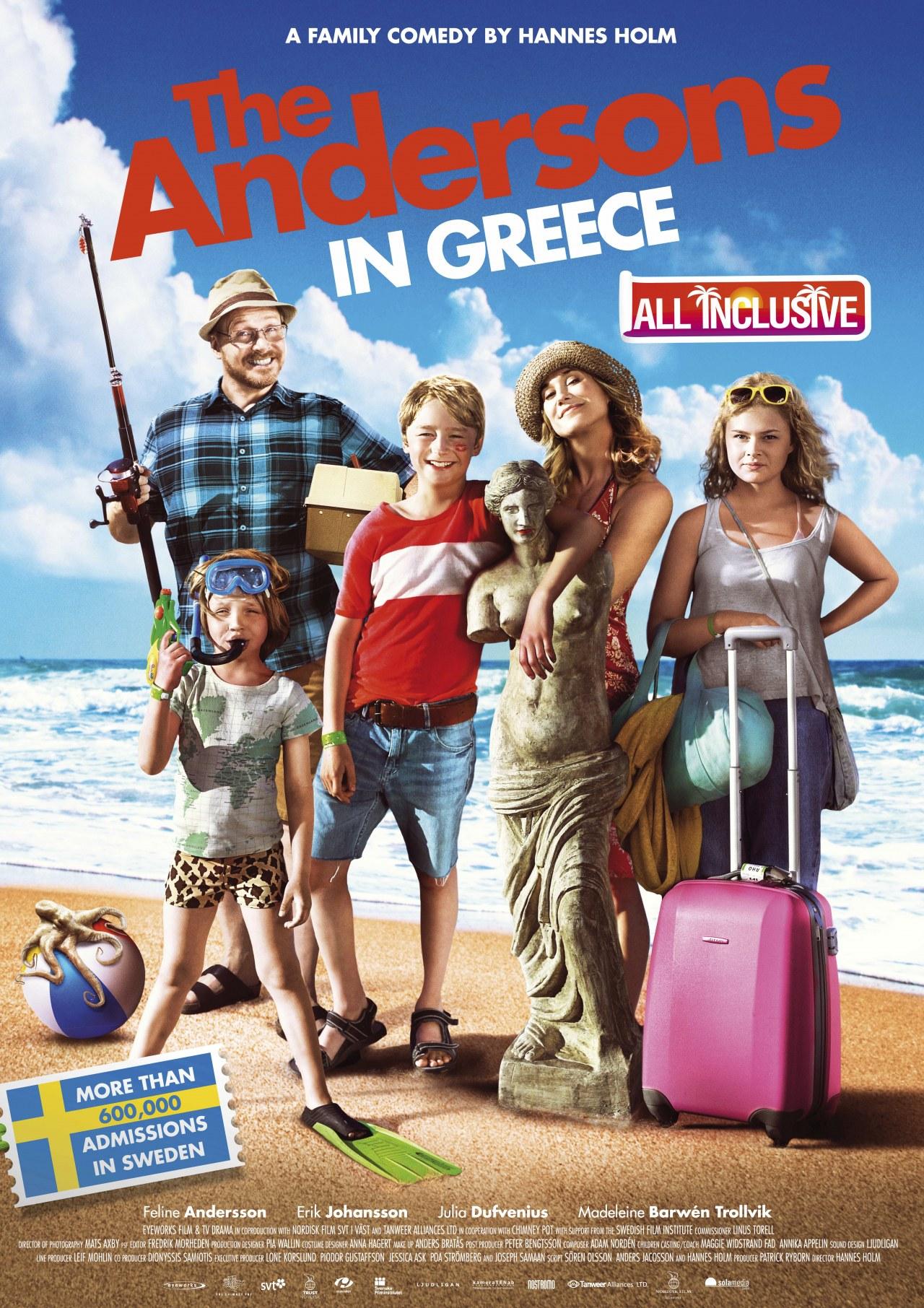 Die Anderssons in Griechenland - Bild 1