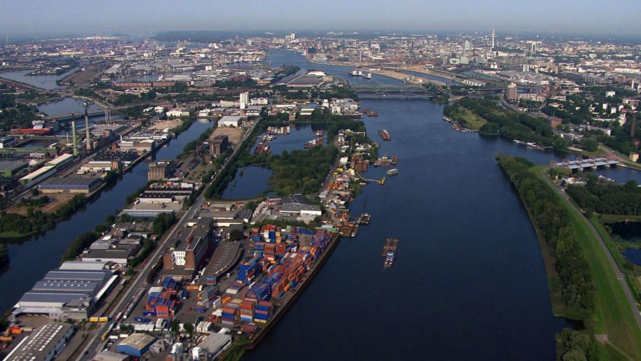 Die Elbe von oben - Bild 5