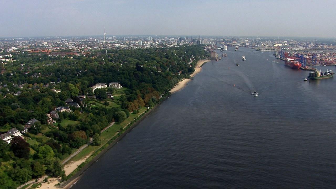 Die Elbe von oben - Bild 7