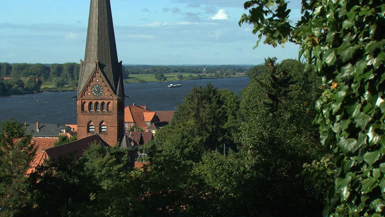 Die Elbe von oben - Bild 3