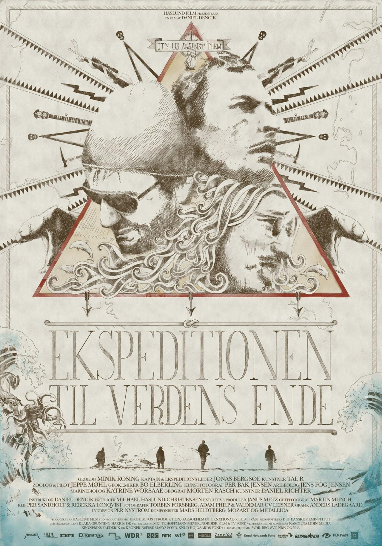 Die Expedition ans Ende der Welt - Bild 1
