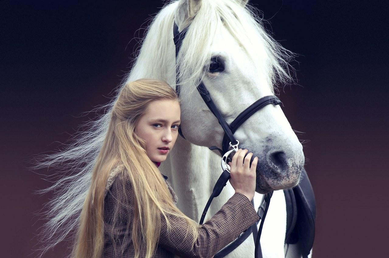 Die Legende der weißen Pferde - Bild 1
