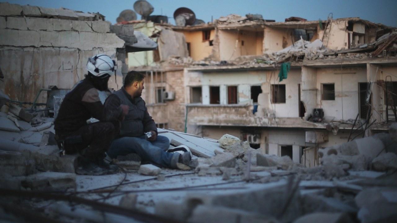 Die letzten Männer von Aleppo - Bild 1
