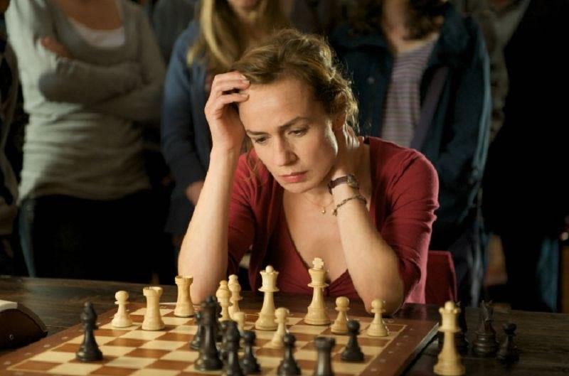 Die Schachspielerin - Bild 3