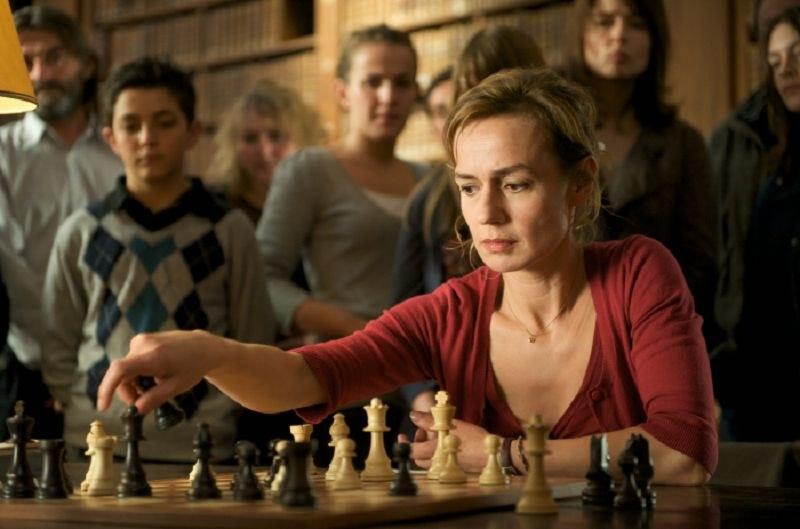 Die Schachspielerin - Bild 4