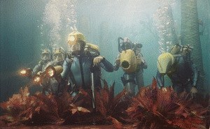 Die Tiefseetaucher - Bild 1