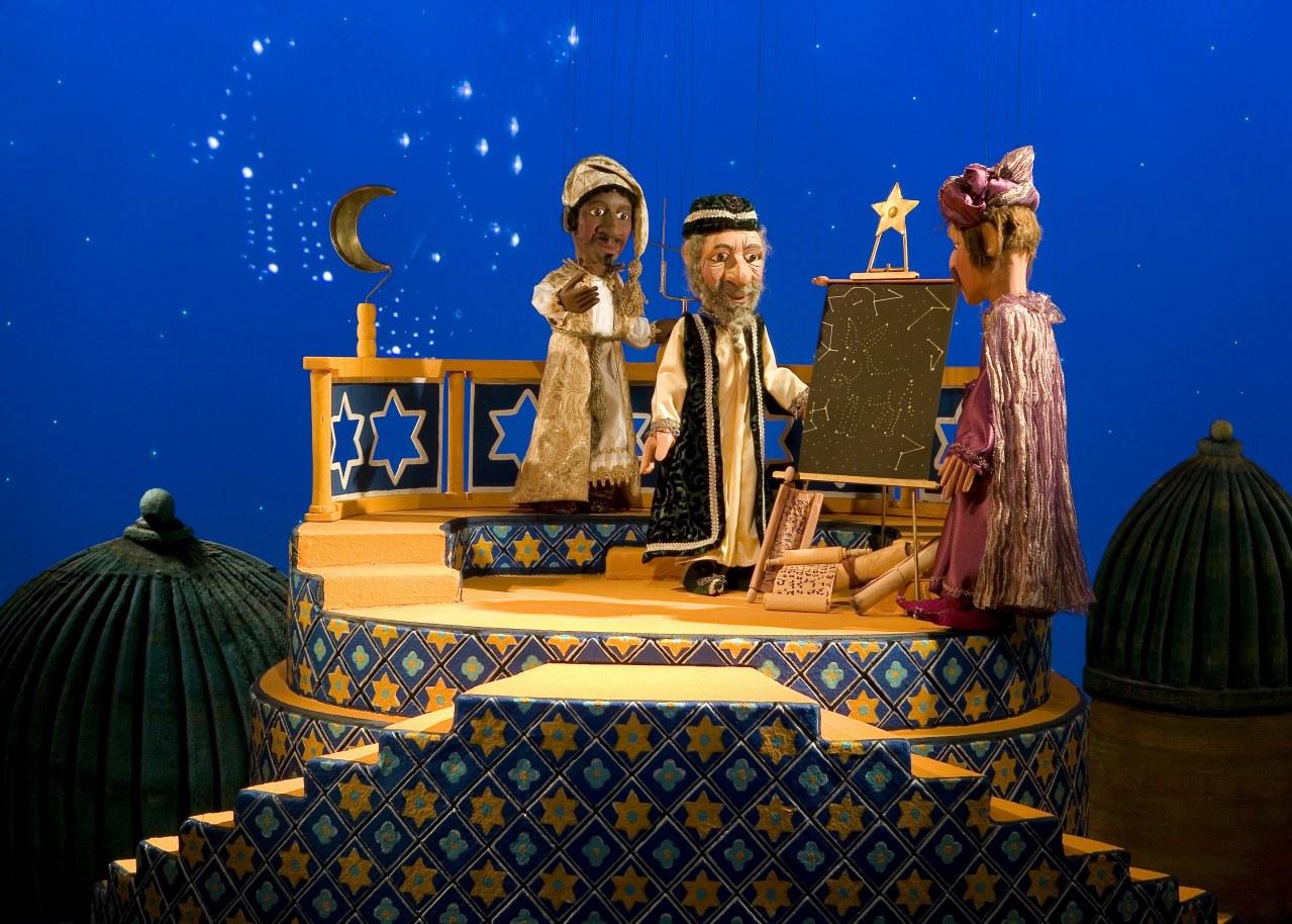 Die Weihnachtsgeschichte in einer Inszenierung der Augsburger Puppenkiste - Bild 2