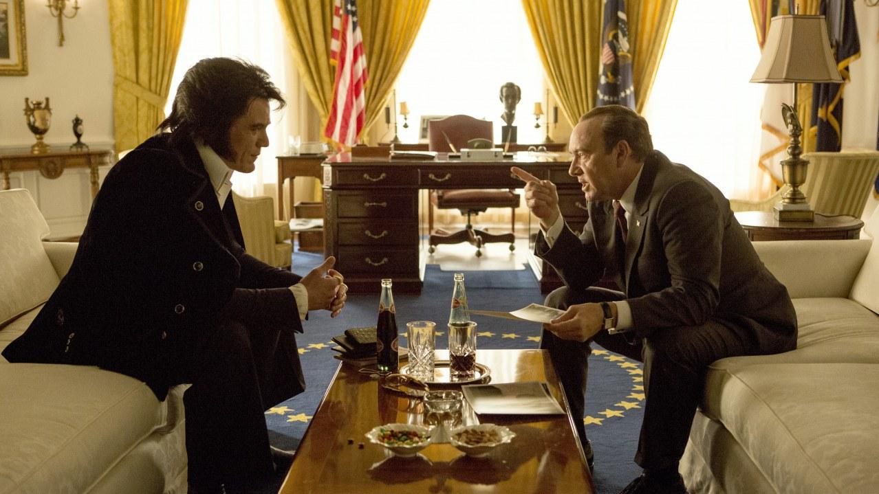 Elvis & Nixon - Bild 1