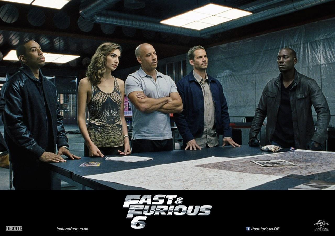 Fast & Furious 6 - Bild 8