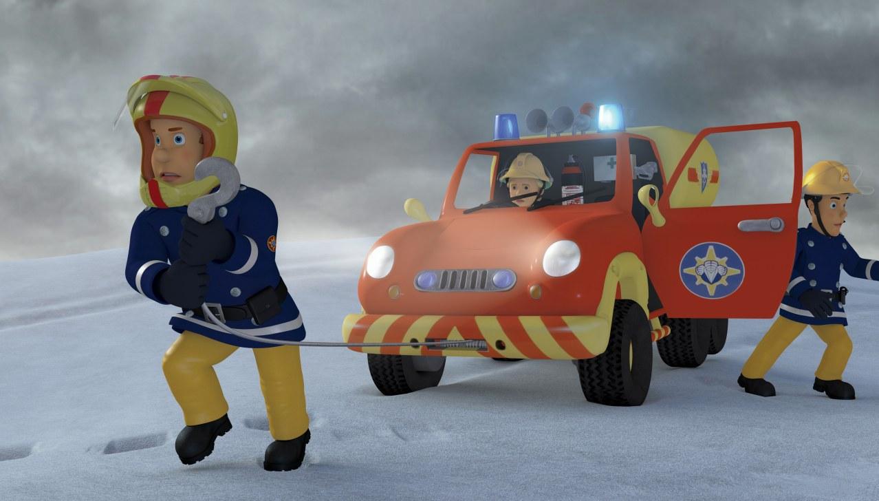Feuerwehrmann Sam - Helden im Sturm - Bild 1