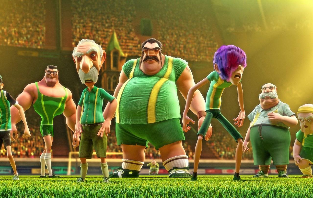 Fußball - Großes Spiel mit kleinen Helden - Bild 1
