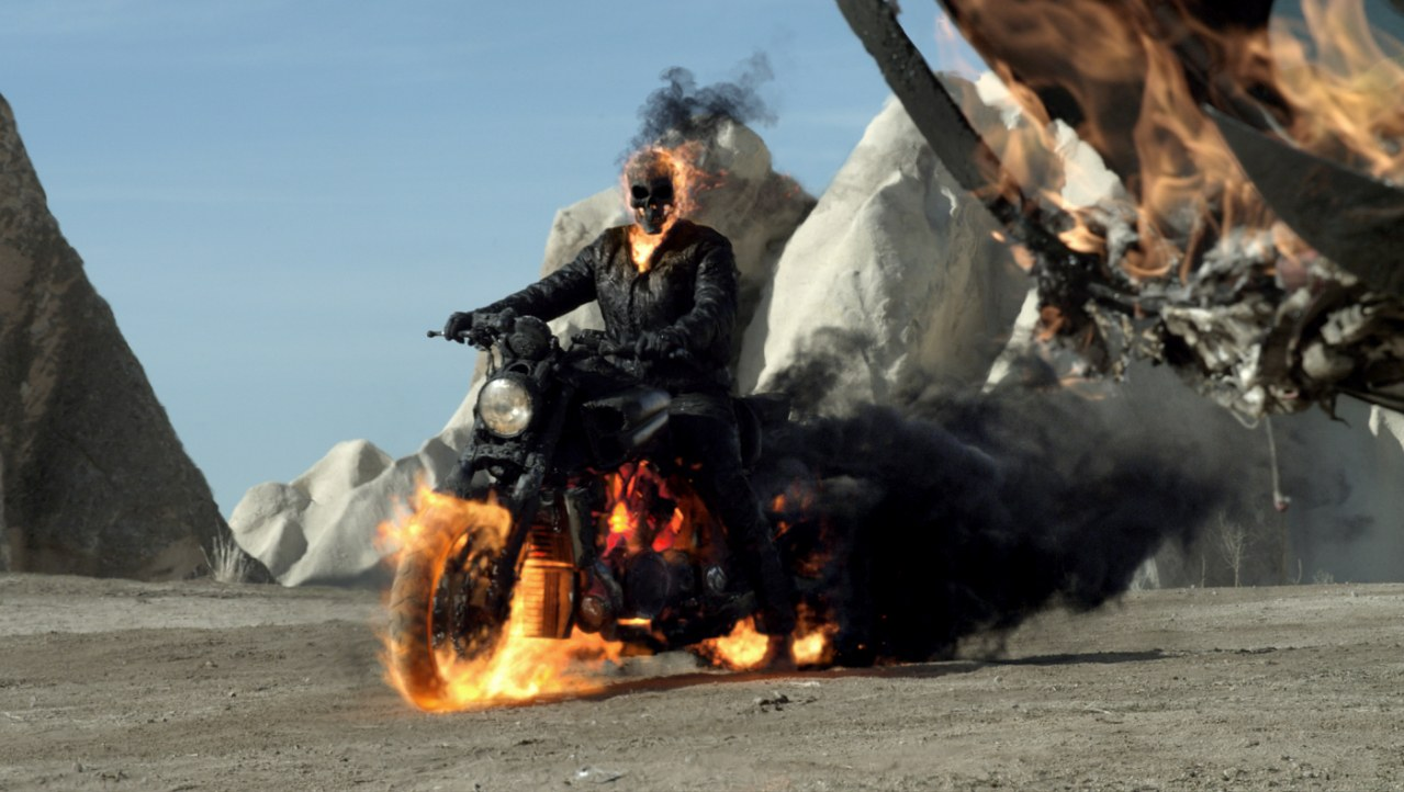 Ghost Rider: Spirit of Vengeance  - Bild 1