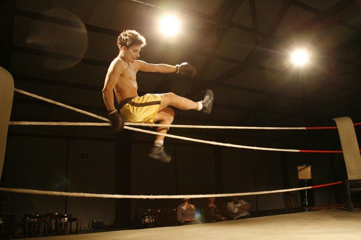 Gibsy - Die Geschichte des Boxers Johann Rukeli Trollmann - Bild 7