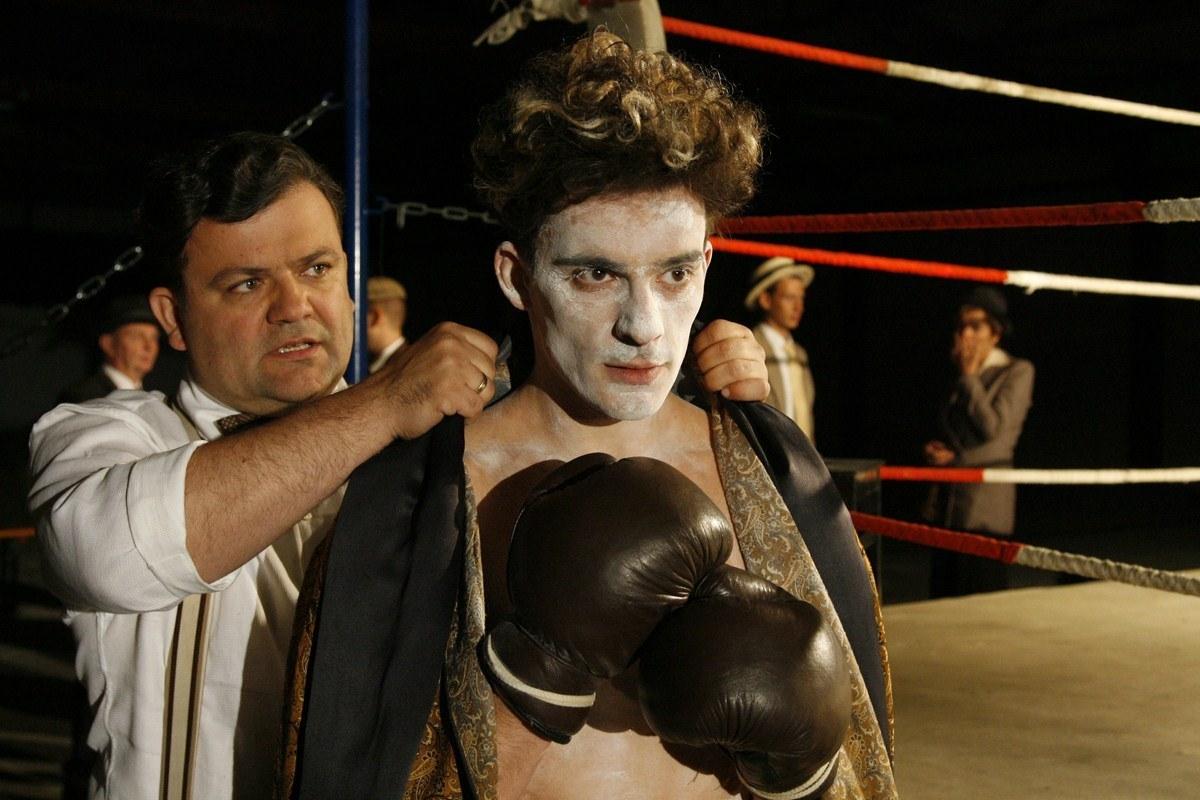 Gibsy - Die Geschichte des Boxers Johann Rukeli Trollmann - Bild 8