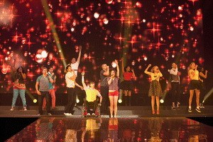 Glee on Tour - Der 3D Film - Bild 2