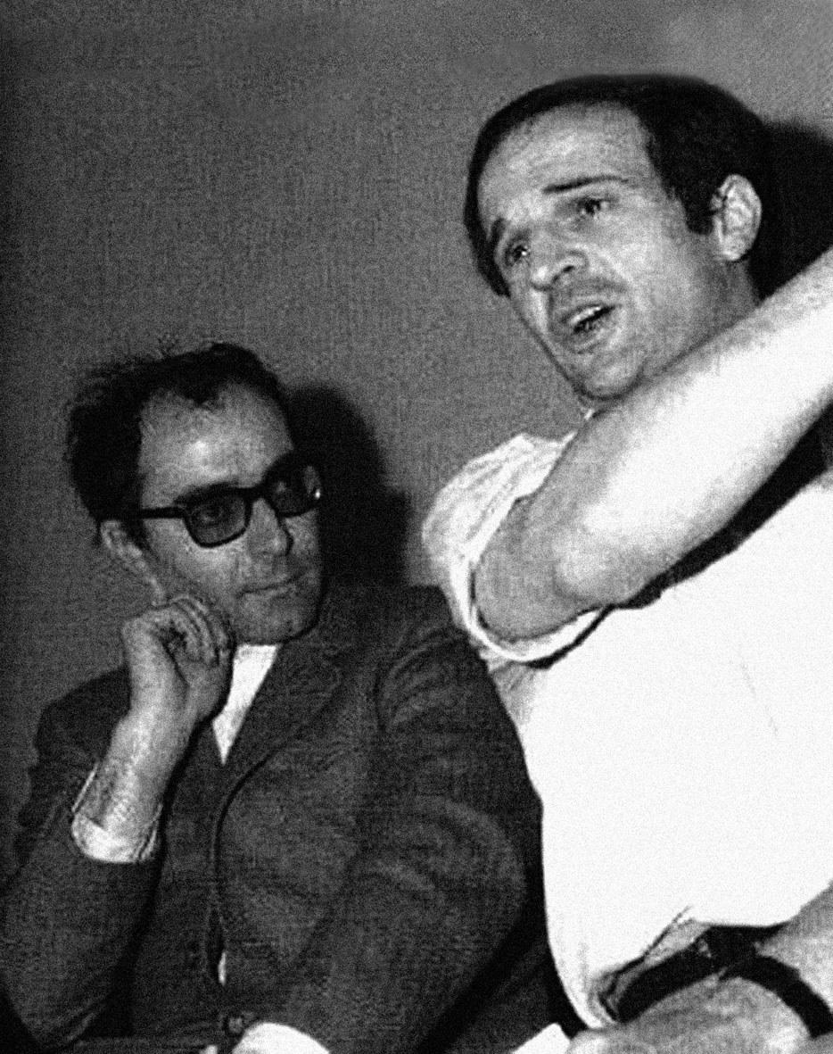 Godard trifft Truffaut - Deux de la Vague - Bild 2