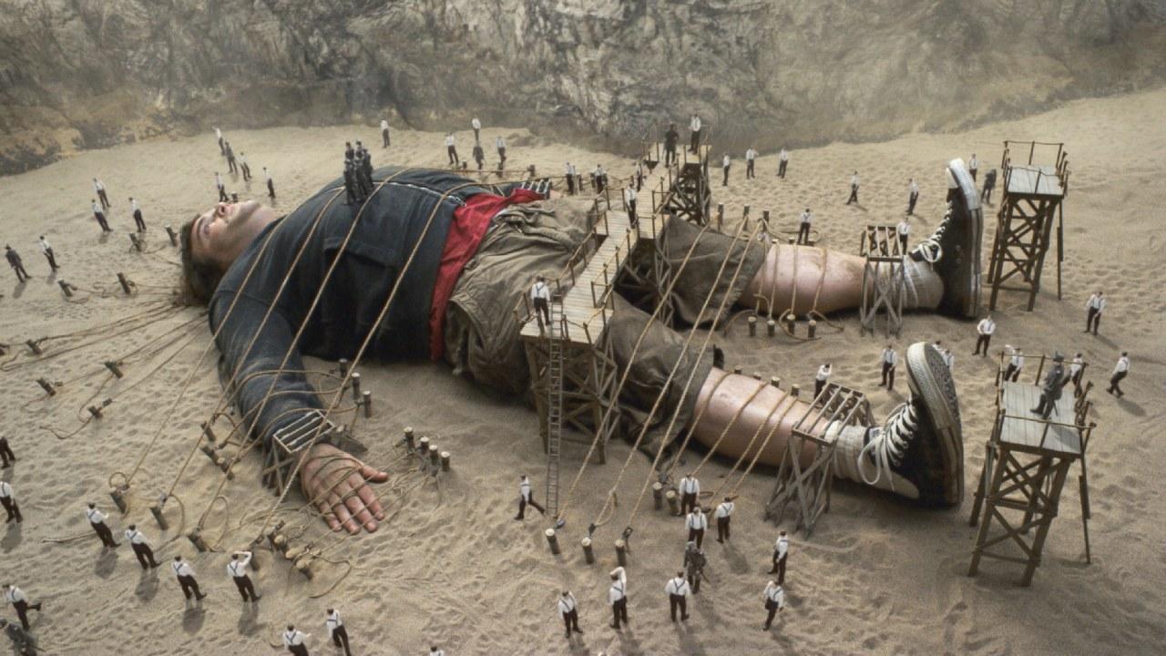 Gullivers Reisen 3-D - Da kommt was Großes auf uns zu - Bild 6