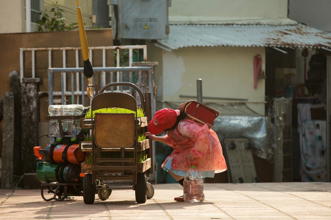 Hong Kong Trilogy: Preschooled Preoccupied Preposterous - Bild 1