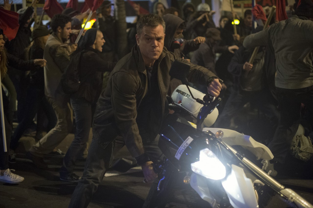 Jason Bourne - Bild 1
