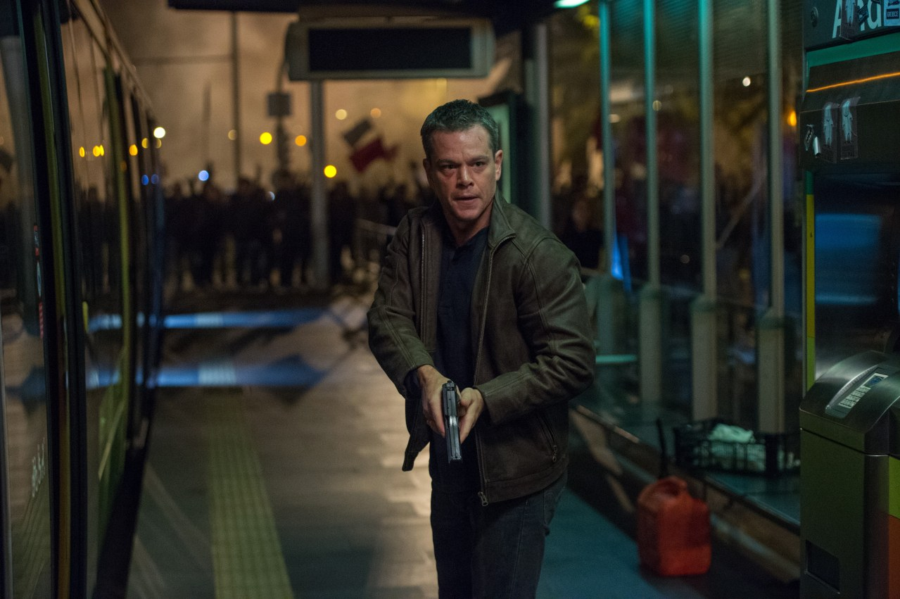 Jason Bourne - Bild 4