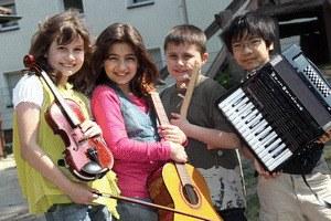 Jedem Kind ein Instrument - Bild 1