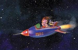 Jimmy Neutron - Der mutige Erfinder - Bild 2
