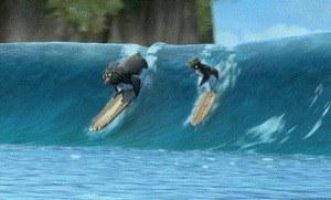 Könige der Wellen - Bild 1