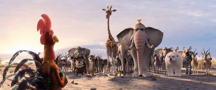 Konferenz der Tiere 3D - Bild 1