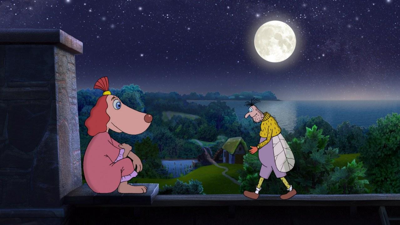 Lotte und das Geheimnis der Mondsteine - Bild 1