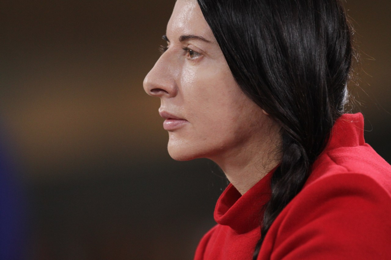 Marina Abramovic: The Artist Is Present - Bild 2
