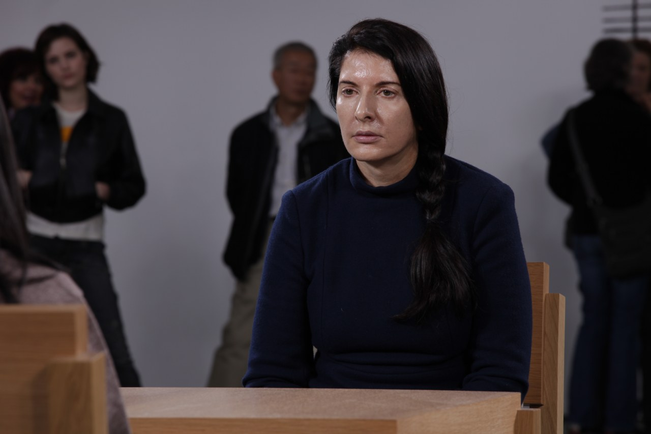 Marina Abramovic: The Artist Is Present - Bild 3
