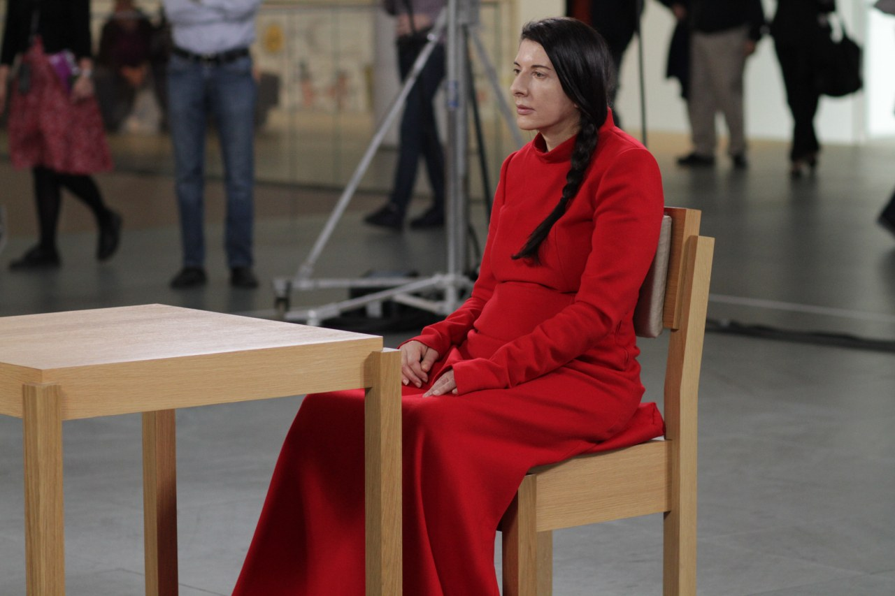 Marina Abramovic: The Artist Is Present - Bild 4