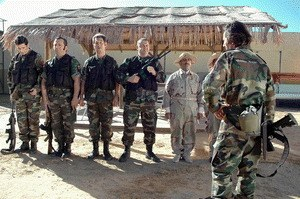 Maskierte Bande - Irak - Bild 2