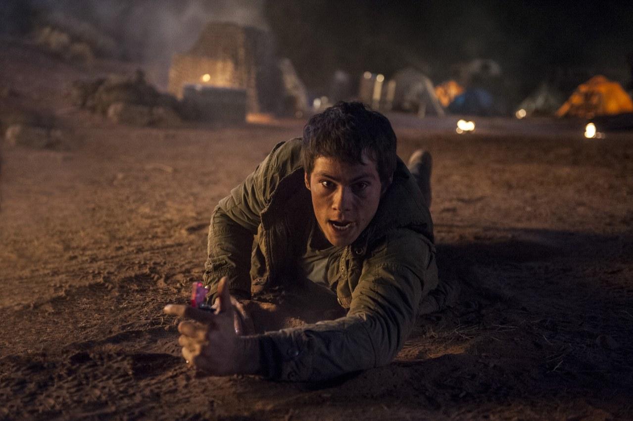 Maze Runner - Die Auserwählten in der Brandwüste - Bild 1