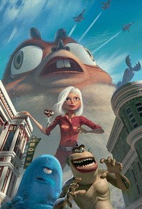 Monsters vs. Aliens - Bild 1