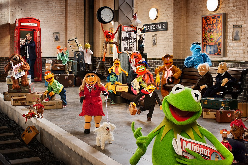 Muppets Most Wanted - Bild 6