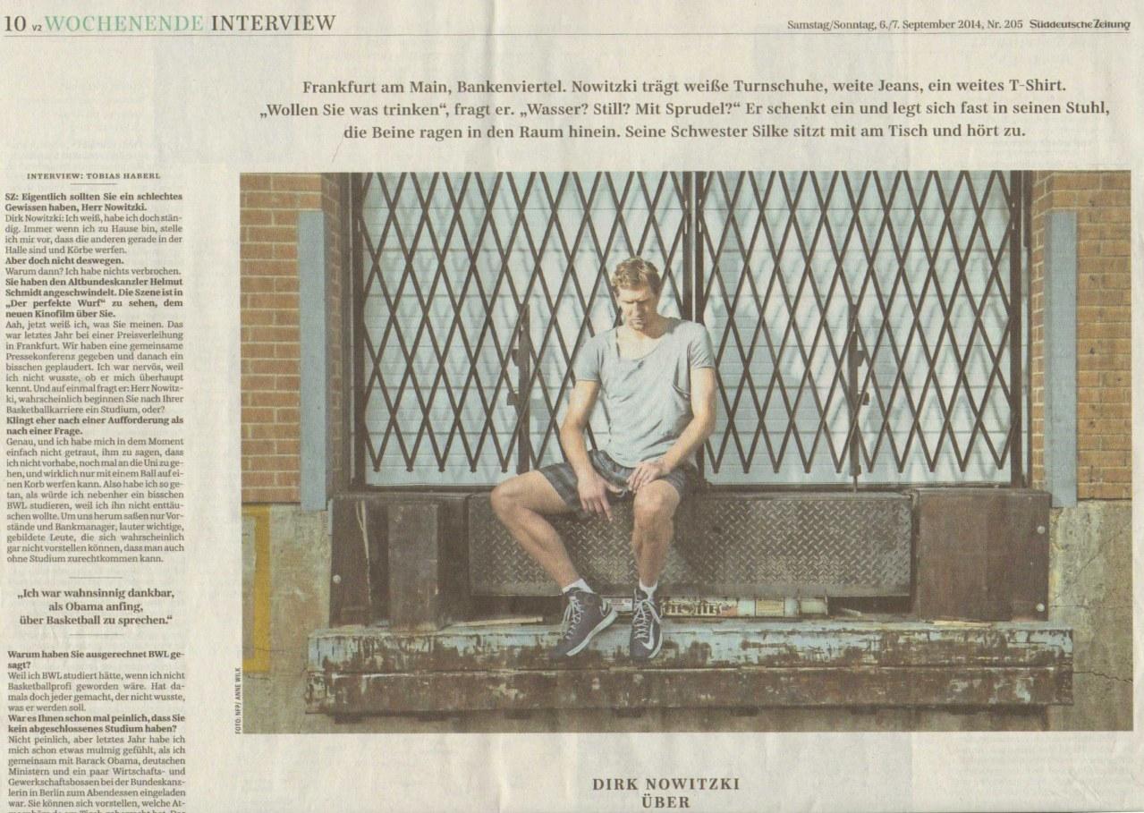 Nowitzki. Der perfekte Wurf - Bild 10