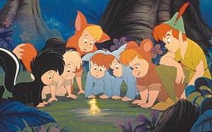 Peter Pan: Neue Abenteuer in Nimmerland - Bild 1
