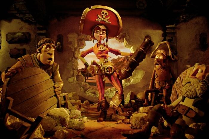 Die Piraten! - Ein Haufen merkwürdiger Typen - Bild 1