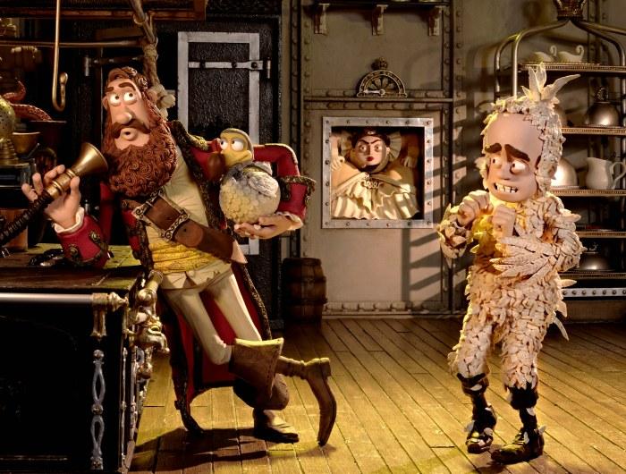 Die Piraten! - Ein Haufen merkwürdiger Typen - Bild 4
