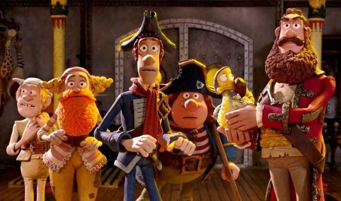 Die Piraten! - Ein Haufen merkwürdiger Typen - Bild 7